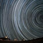 Rotação estrelada em La Silla por Alexandre Santerne