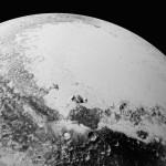 New Horizons e Cthulhu Regio em Plutão