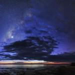 Ditado Persa: A Noite Esconde o Mundo, Mas Revela o Universo