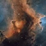 IC 1871: dentro da Nebulosa da Alma por Sara Wager
