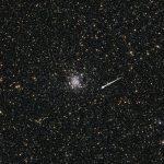 VISTA detecta microlente gravitacional no aglomerado globular NGC 6553. Que objeto a causou?