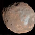 Phobos: a lua condenada de Marte