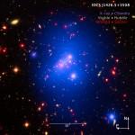 IDCS 1426: Grandes observatórios da NASA – Chandra, Hubble e Keck – medem o aglomerado de galáxias mais massivo do Universo antigo