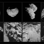 Sondando o interior de um cometa através da Rosetta