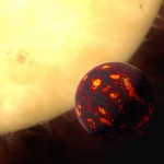 Medindo a atmosfera de uma Super-Terra pela primeira vez através do Hubble