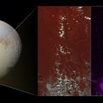 New Horizons revela que em Plutão a neve é de metano congelado