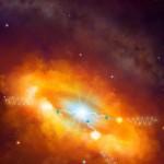 Cientistas do HESS descobrem no centro da Via Láctea uma fonte de raios cósmicos que acelera partículas a energias sem precedentes
