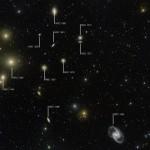 No interior da Fornalha Ardente – VLT captura o Aglomerado de Galáxias de Fornax