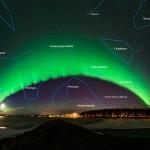 Aurora sobre a Suécia por Göran Strand