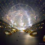 Como é dentro de um detector de antineutrinos?