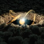 YLW 16B: Ecos de luz dão informações sobre disco protoplanetário