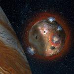 O colapso atmosférico diário em Io é causado pelos eclipses de Júpiter?