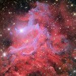 AE Aurigae e a Nebulosa da Estrela Flamejante por Adam Block