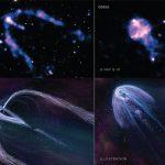 Geminga e B0355+54: Dois pulsares dão aulas de geometria aos astrônomos!