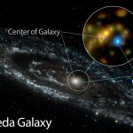 NuSTAR elucida o mistério da origem da fonte dominante de raios-X de alta energia em Andrômeda