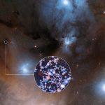ALMA descobre ingrediente da vida em torno de estrelas recém-nascidas do tipo solar