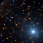 ESO MUSE: Comportamento estranho de estrela revela buraco negro solitário no aglomerado estelar gigante NGC 3201