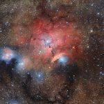 Sharpless 29: a maternidade estelar que salta à vista